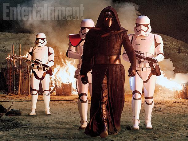 Ren troopers