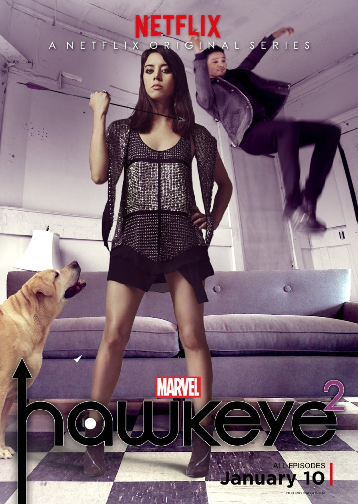 kate bishop hawkeye netflix