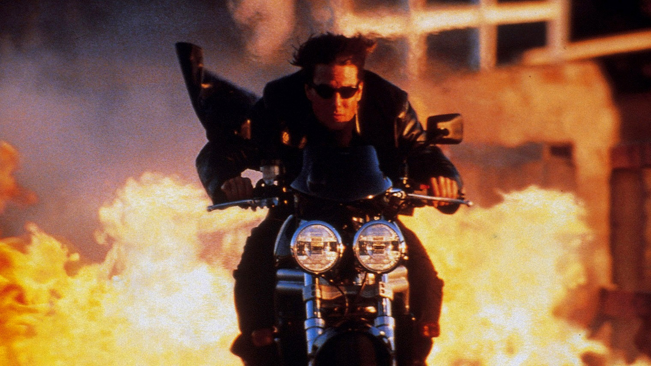The definitive ranking of the mission impossible movies overmental
