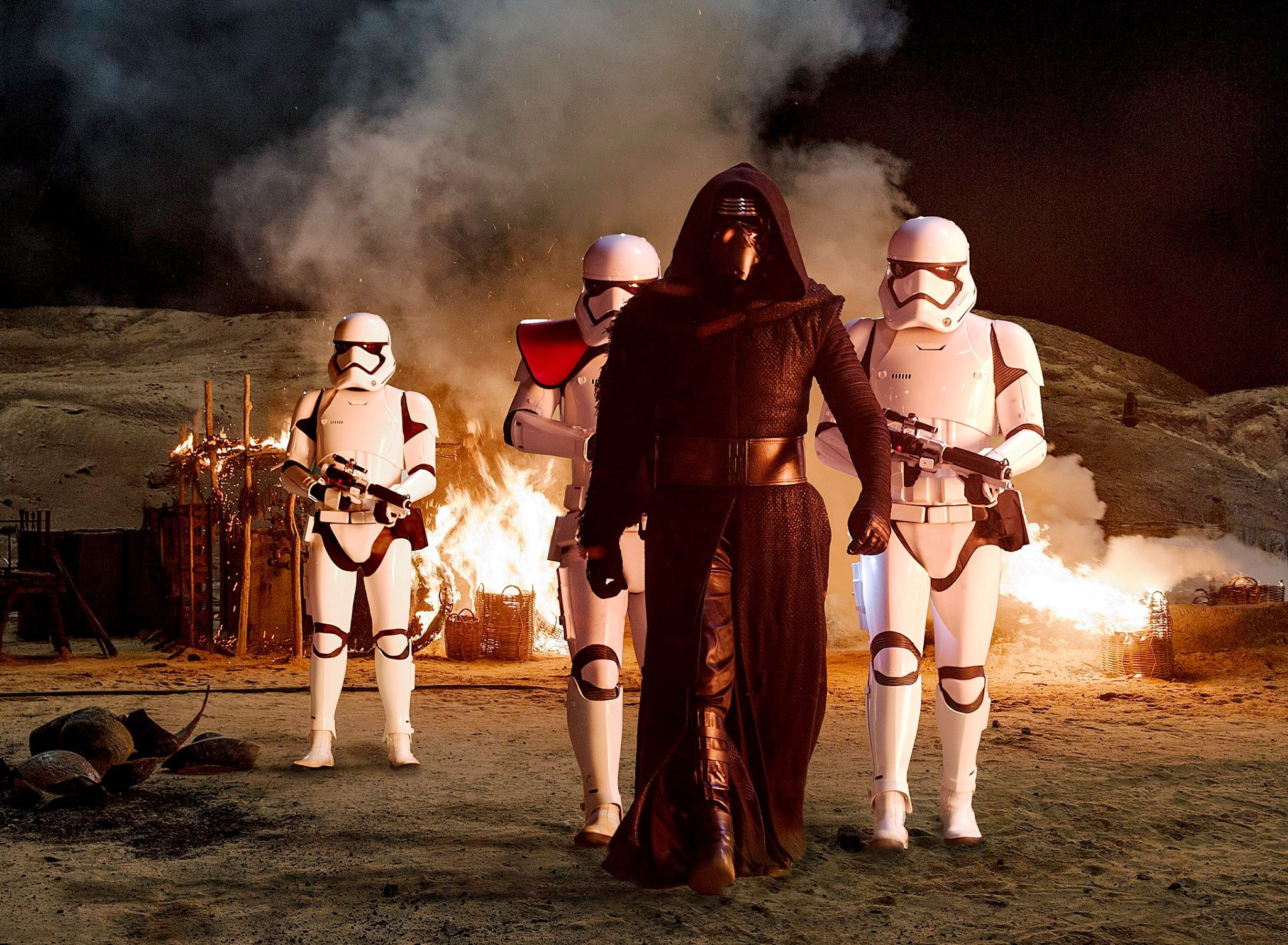 news high res star wars the force awakens photos released