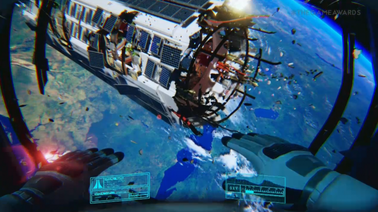 Adrift game