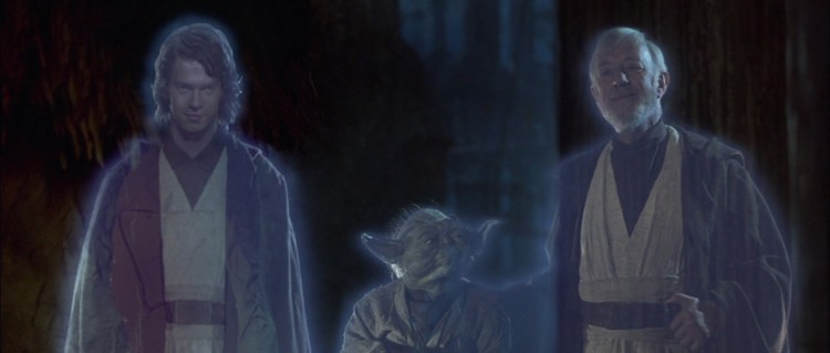 Anakin ghost