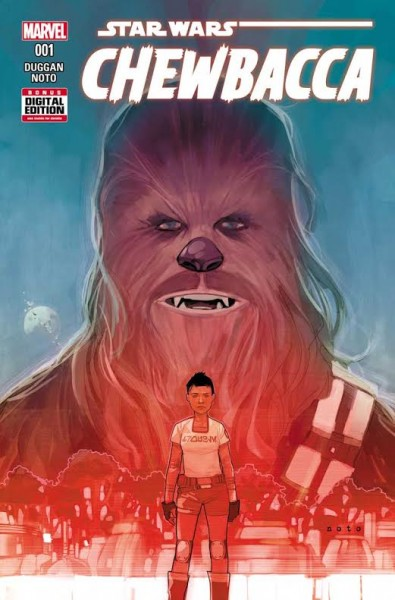 Chewbacca Cover 1