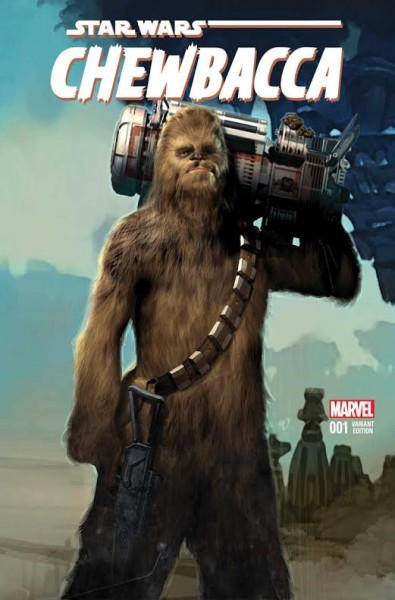 Chewbacca Cover 2