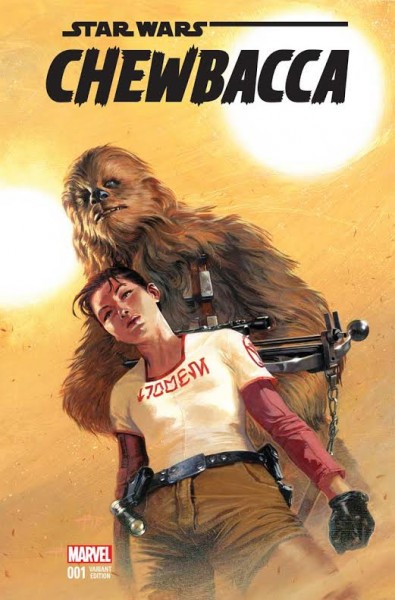 Chewbacca Cover 3