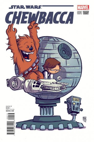 Chewbacca Cover 4