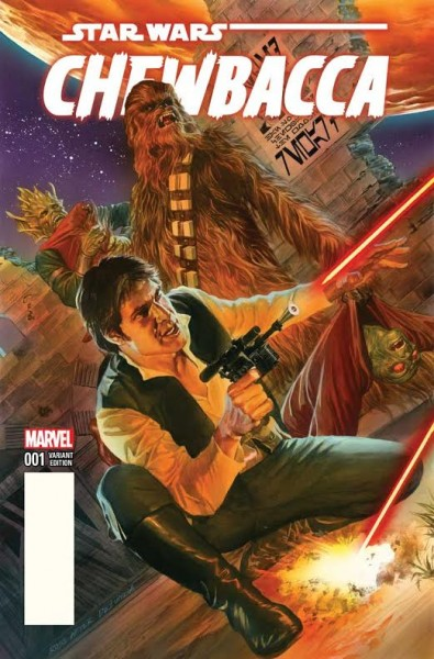 Chewbacca Cover 5