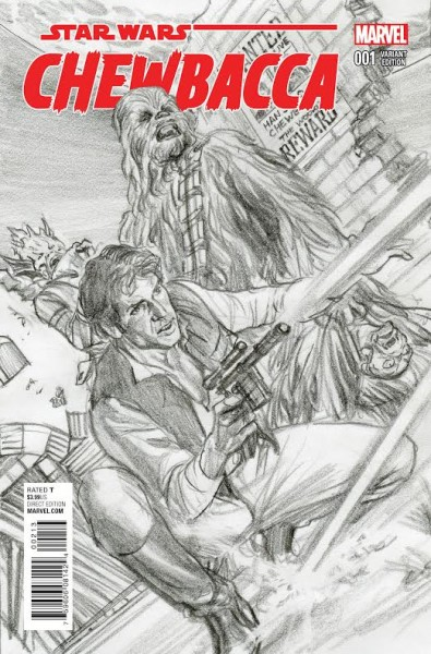 Chewbacca Cover 6