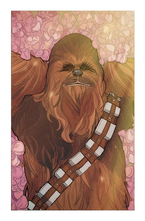 Chewbacca Issue 1a