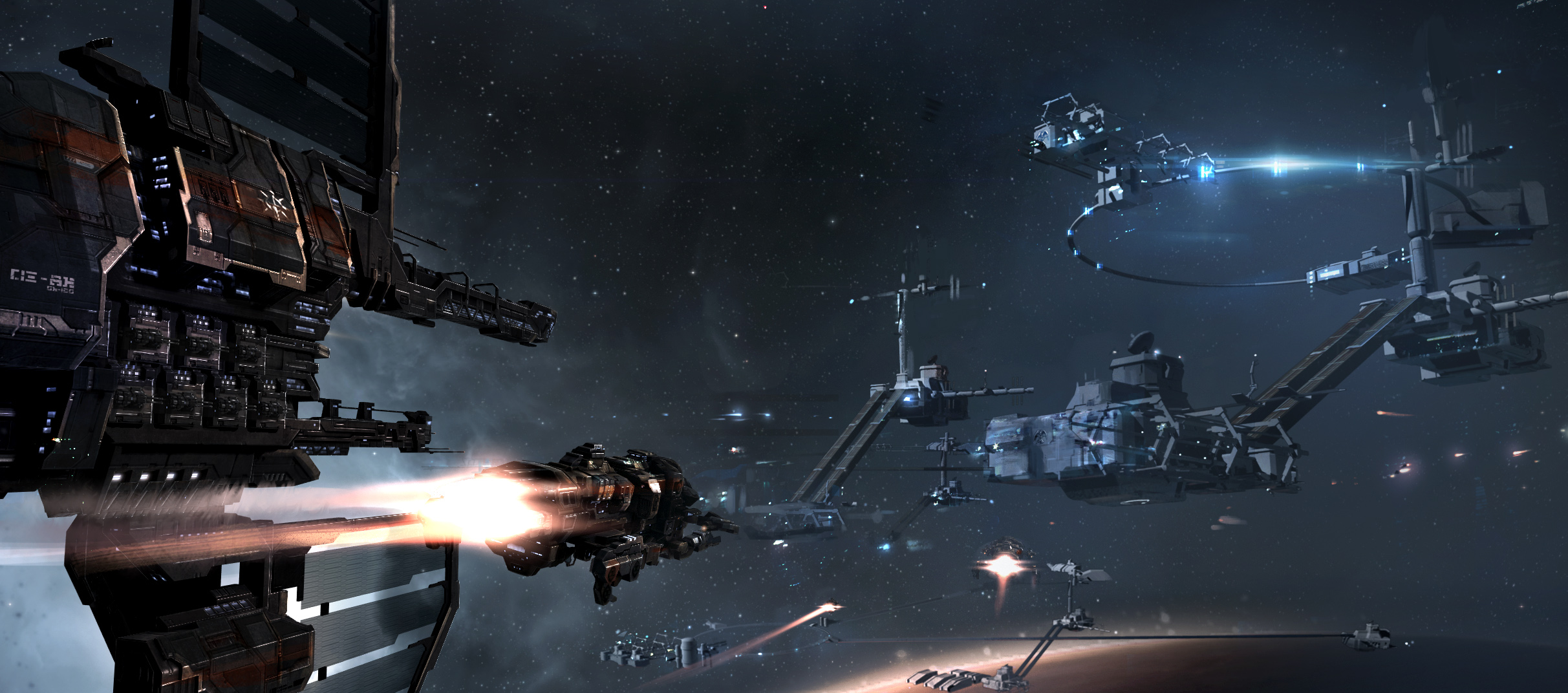 How Will Ridley Scott's EVE Online Series Use The Game's