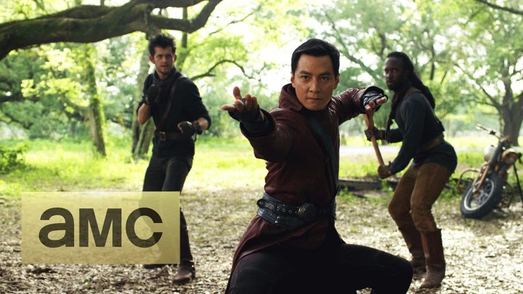 Into the Badlands AMC