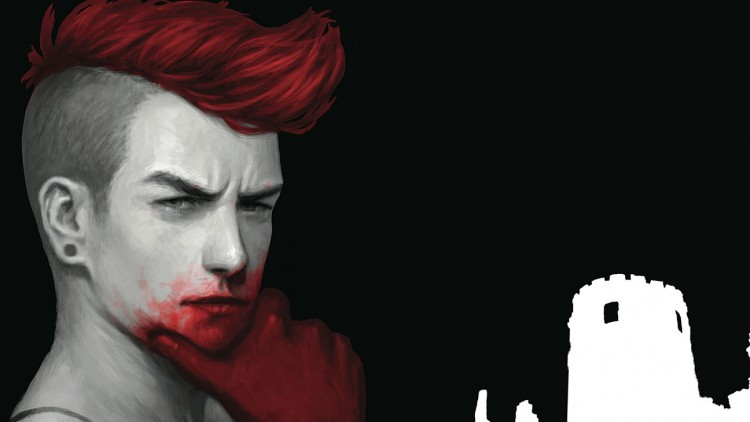 Red Thorn Comic