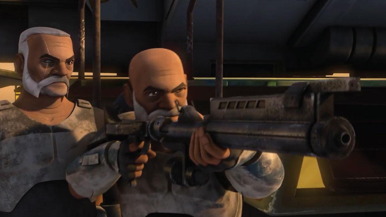 Star Wars Clone Commander Blaster Rifle Gun Build  Way