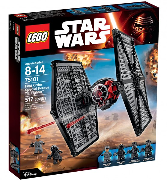 first order tie fighter lego 0a