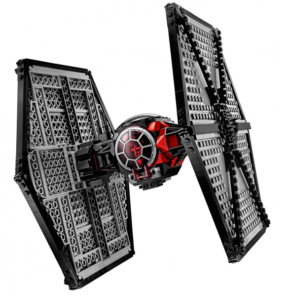 first order tie fighter lego 3