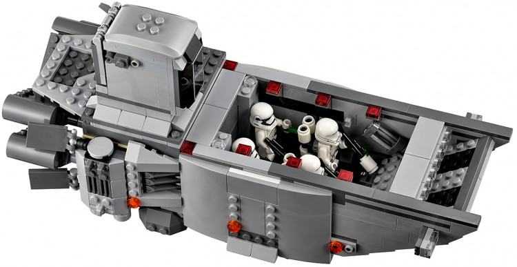 first order transporter lego 5