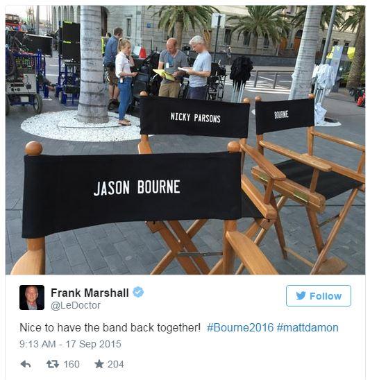 frank marhall bourne 5 cast tweet