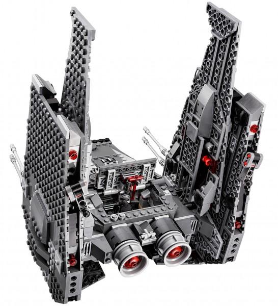 kylo ren shuttle lego 3