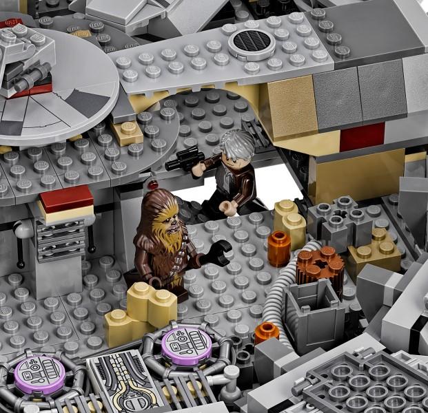 lego falcon 2