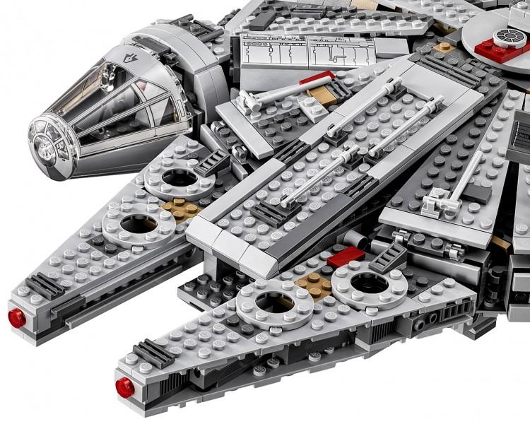 lego falcon 6