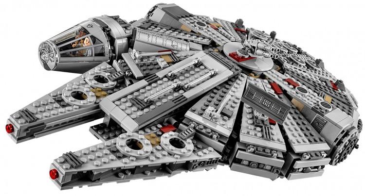 lego falcon 7