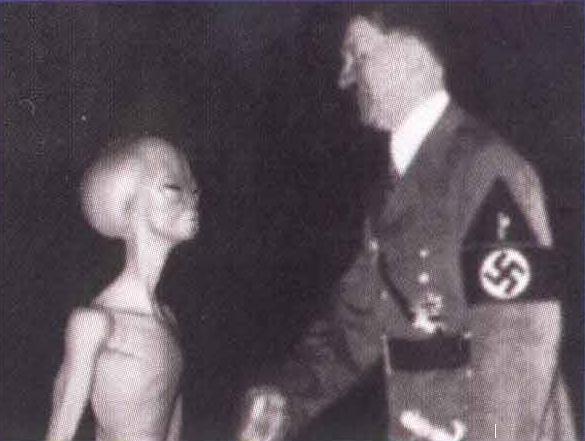 nazi alien