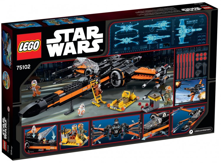 poe x-wing lego 0b