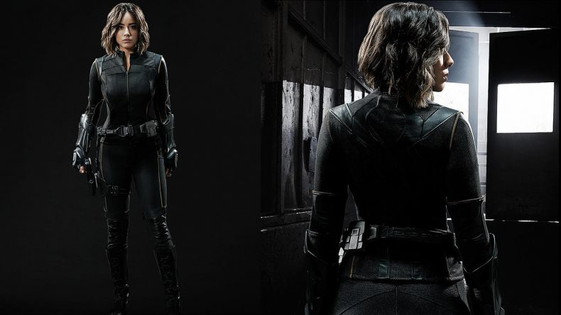 Shield Agents Uniform Uniform Agents of Shield