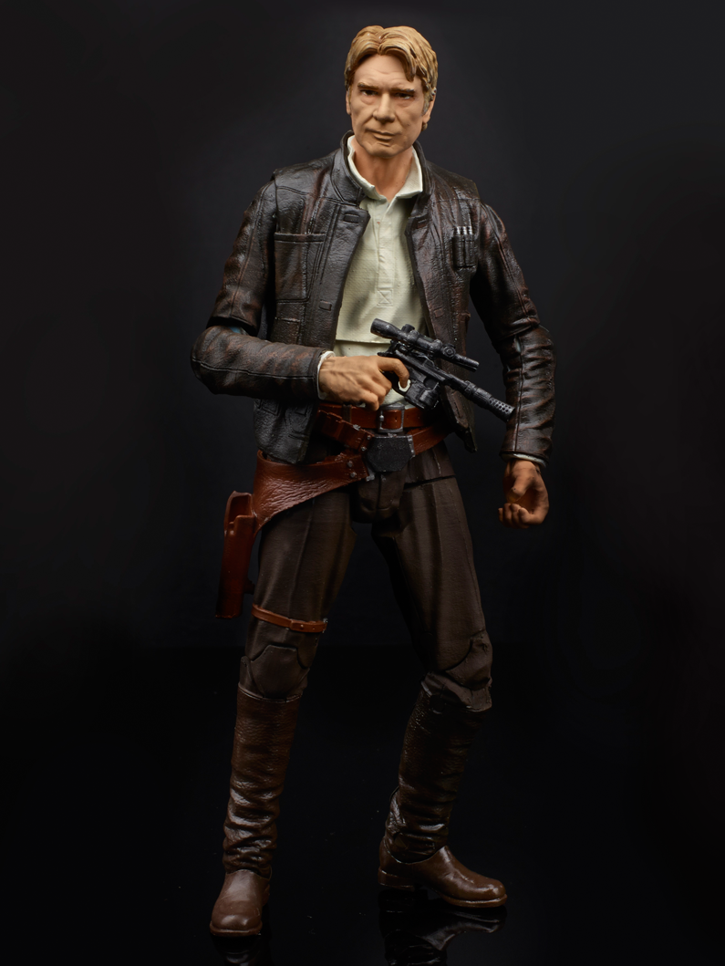 Star Wars The Force Awakens These New Figures Reveal