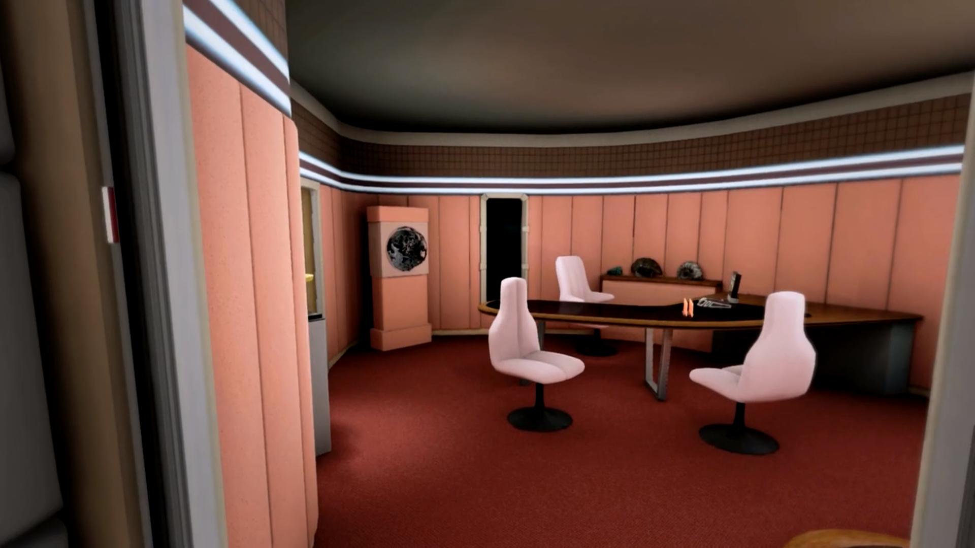 Virtual Bathroom Designer Star Trek Virtual Reality Ever Wanted To Explore The
