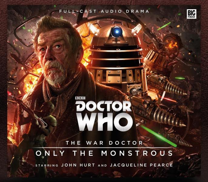 War Doctor Audio Book