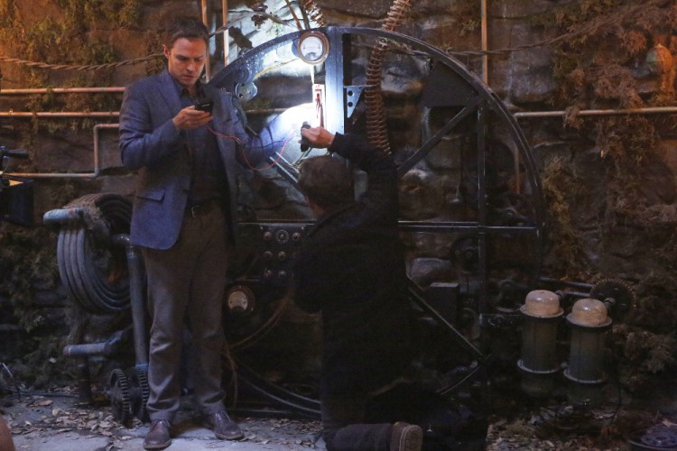 agents of shield purpose in the machine