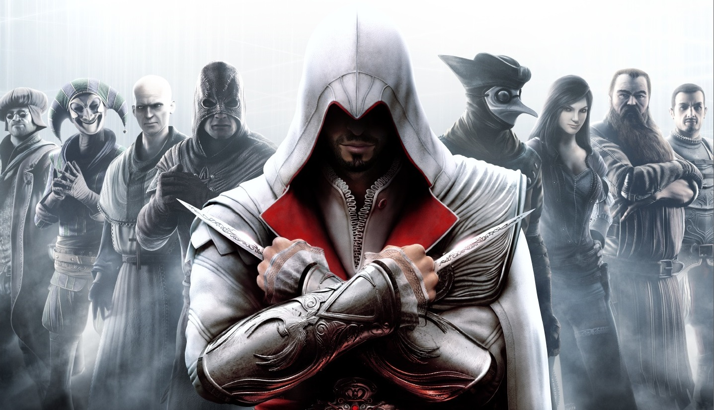 The Definitive Chronological Playing Order Of The Assassin