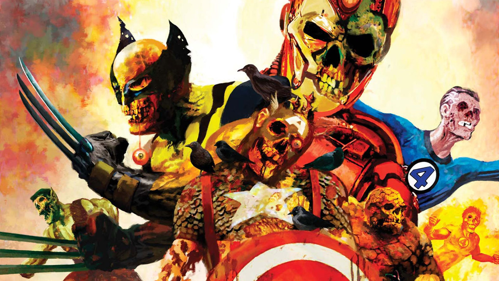Marvel zombies pic free online sex image