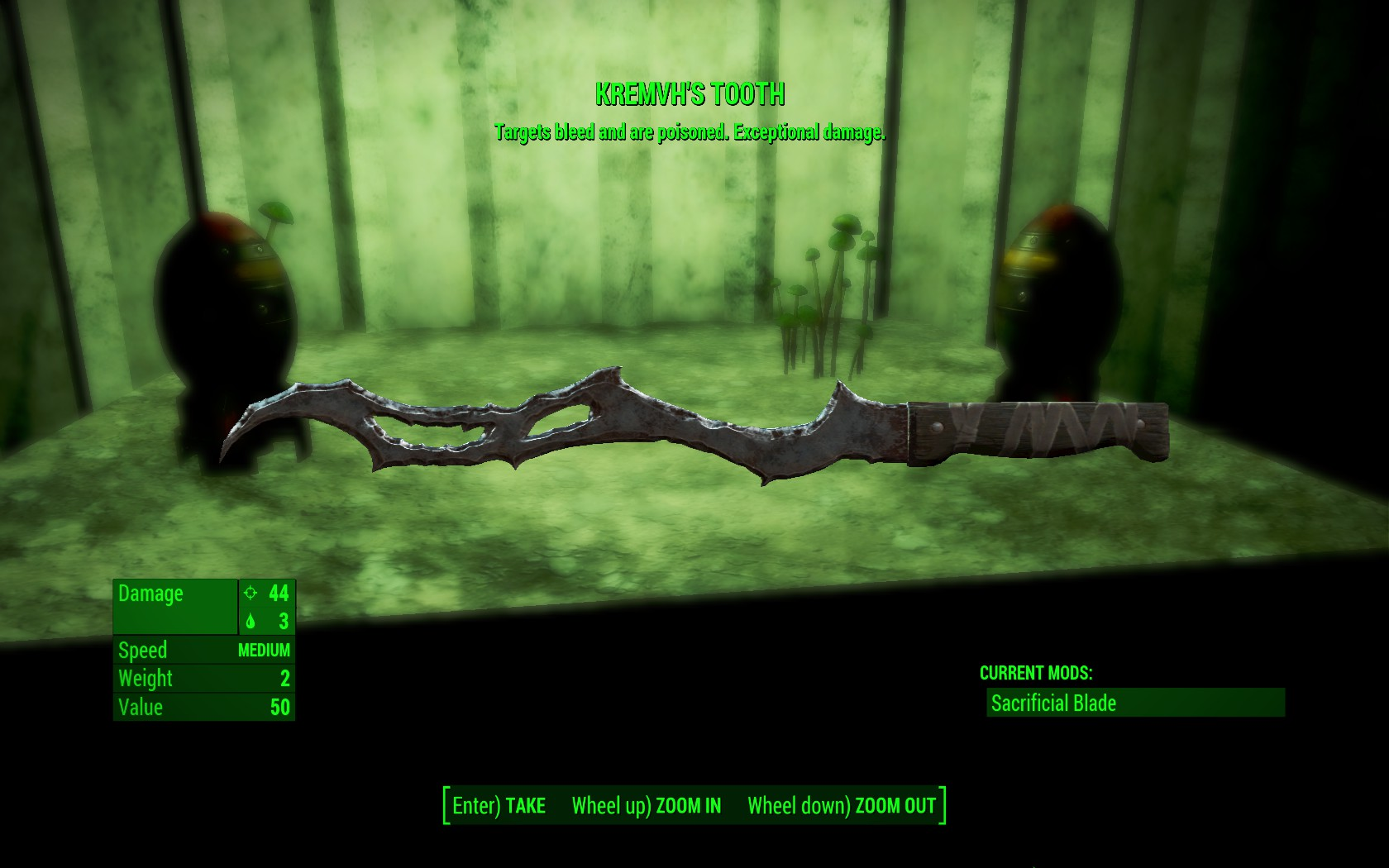 Where To Craft Weapon Mods Fallout