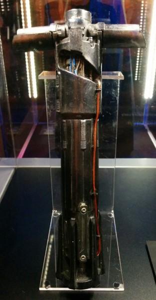 Kylo Ren's saber