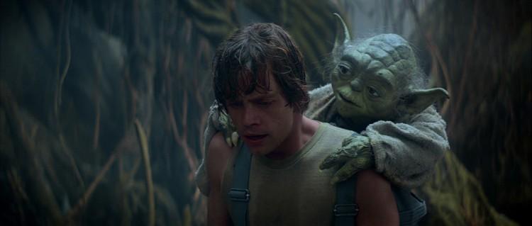 Luke Yoda
