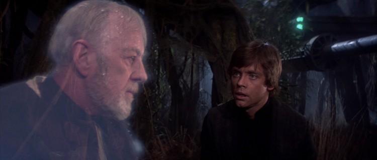 Luke and obi