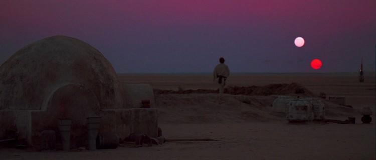 Luke sunset
