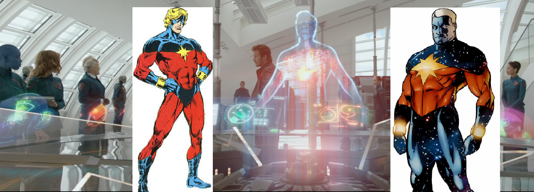 MCU Fan Theory: Star Lord's Father Is Mar-Vell - Overmental