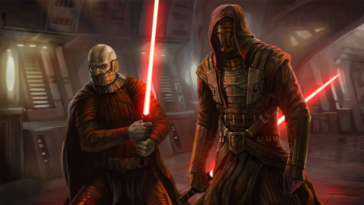 Revan and Malak 2