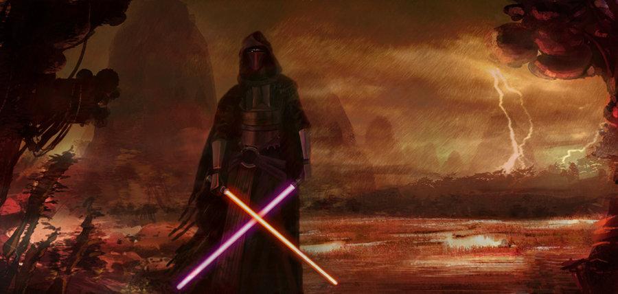 star wars sith lord showdown darth vader vs darth revan