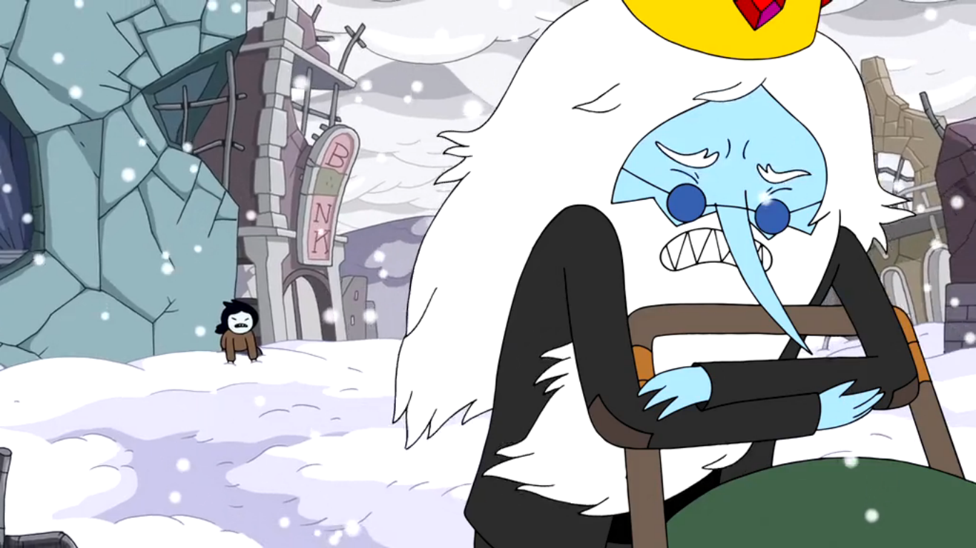 adventure time a journey to the Adventure time is a show that's always hinted and pointed to a darker, deeper mythology and with the news that the show will end in 2018 on its 9th season, we can.