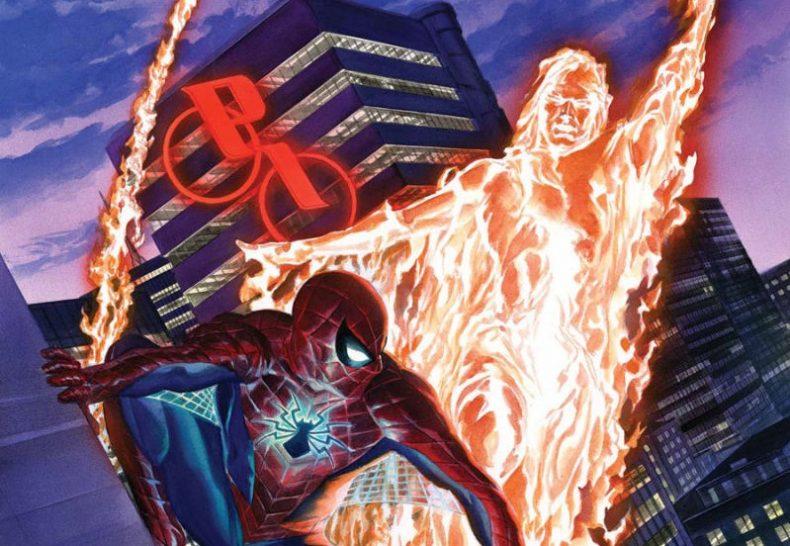 spider-man baxter building