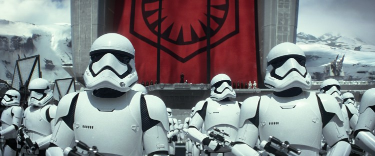 stormtroopers first order