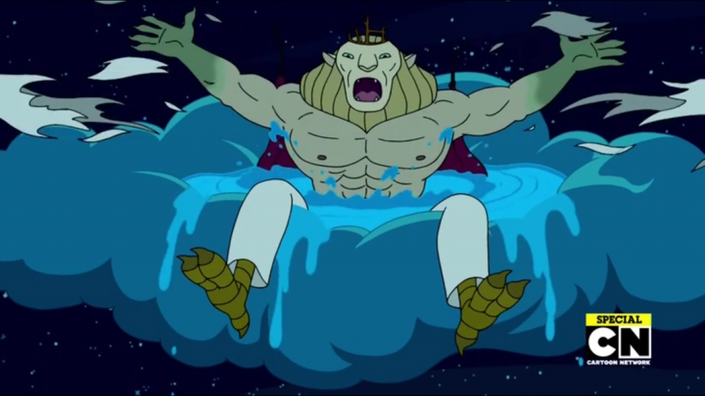 vampire king cloud bath