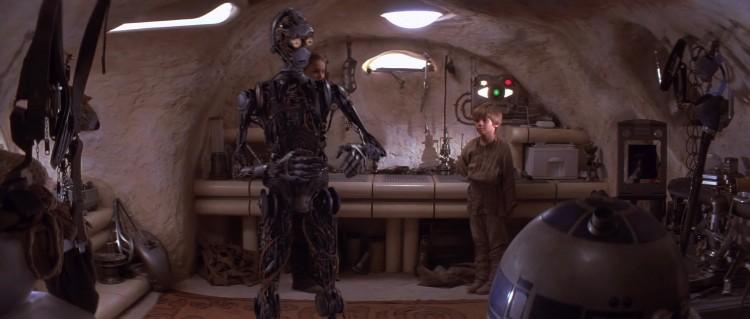 Anakin's room