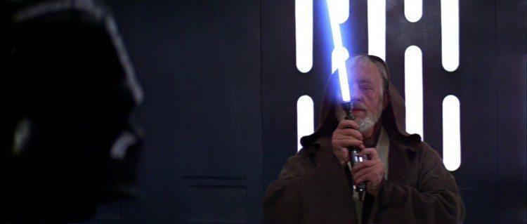 Obi-Wan death