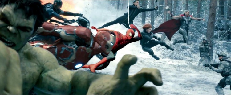 Spider-Man AOU pic