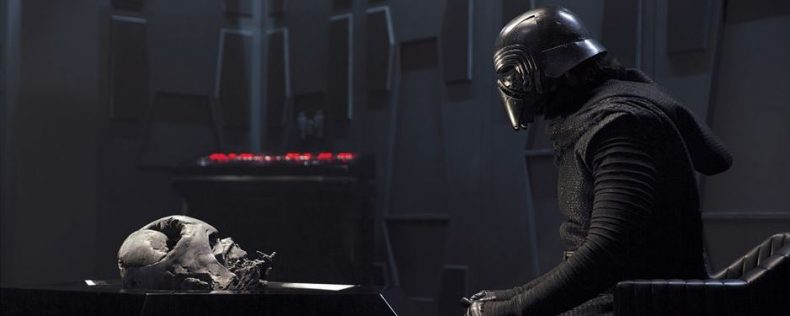 kylo ren and darth vader